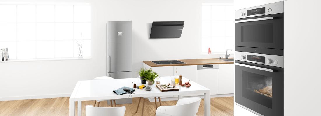 Bosch accent line outlet bij Budgetplan Keukens