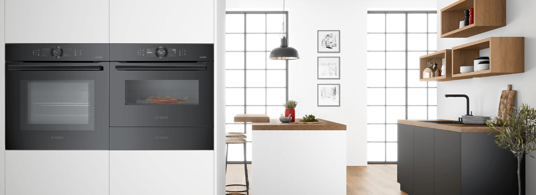 Bosch accent line ovens | stoomovens