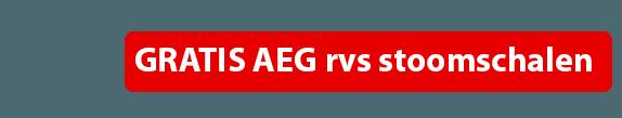 AEG BSE882220M inbouw combistoomoven met SteamBoost en GRATIS A9OZS10 set stoomschalen