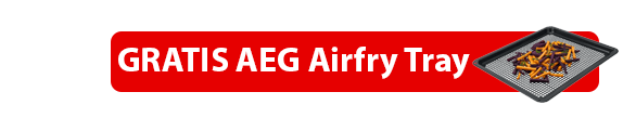 "AEG KME761000B inbouw combimagnetron met GRATIS AEG ""A9OOAF00"" Airfry Tray"