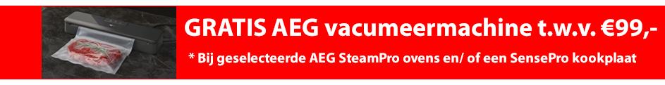 AEG Vacumeermachine Actie