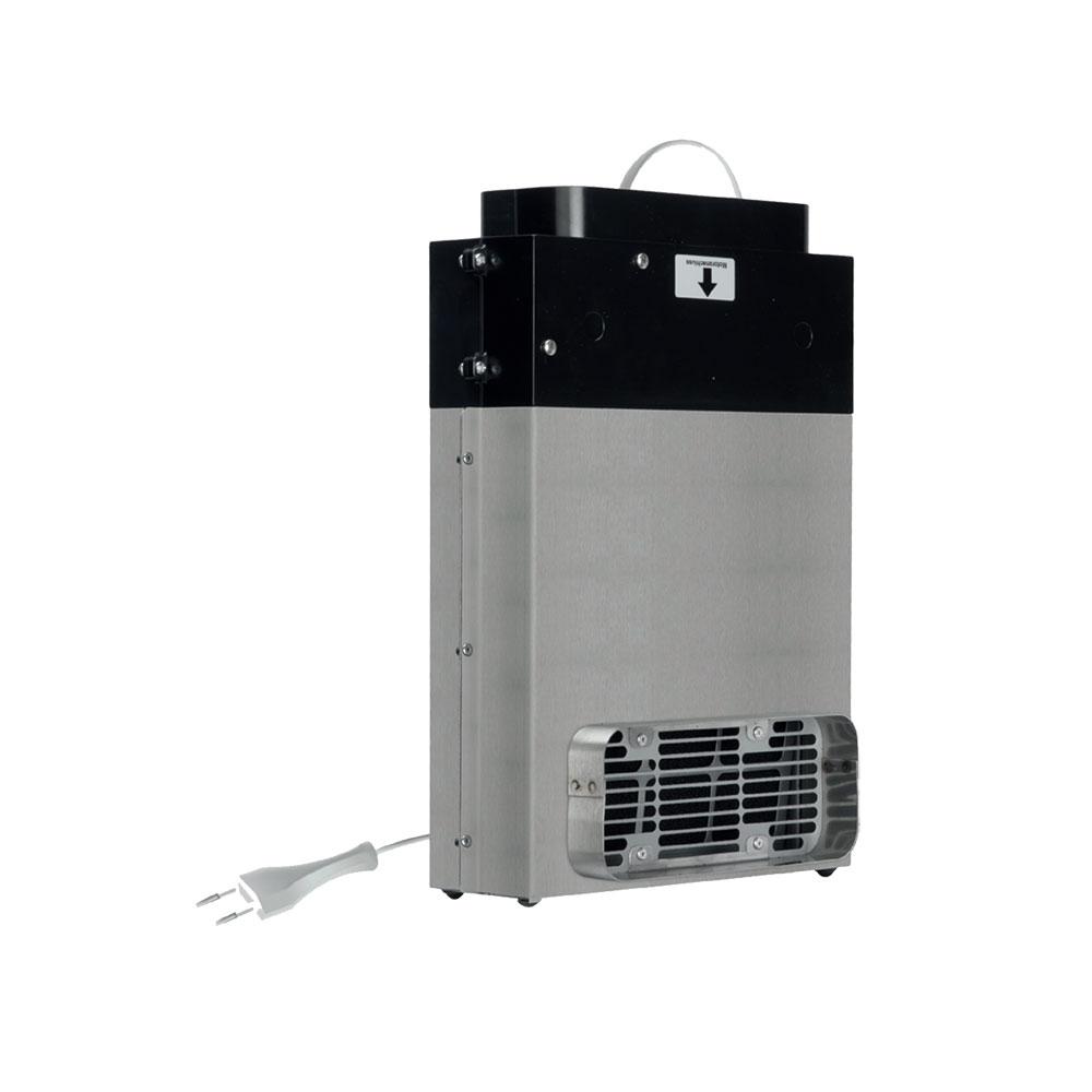Boretti PUROQUADRO650L plasmafilter plint model