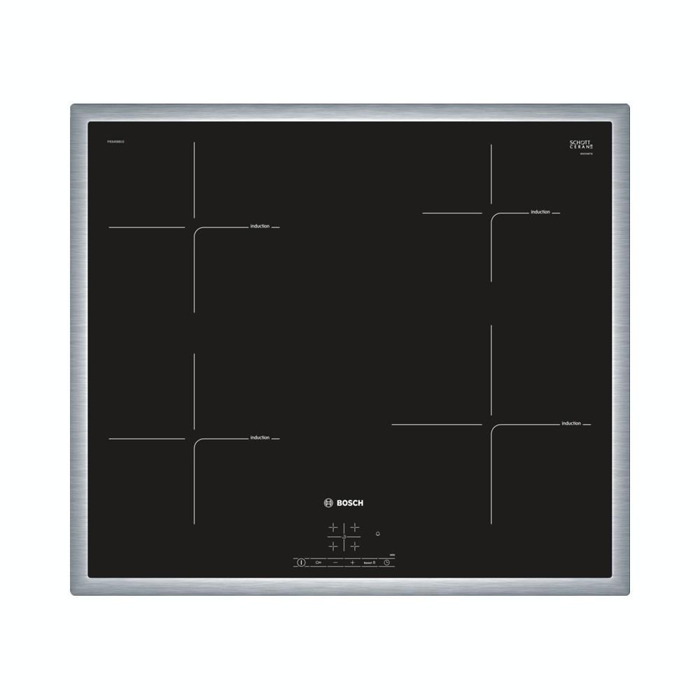 Bosch PIE645BB1E zwart Inductie Kookplaat