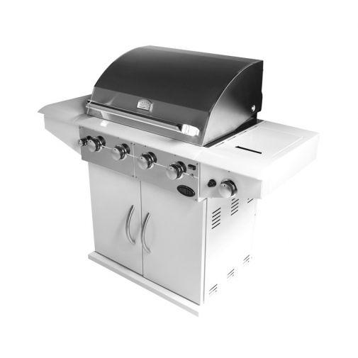 Boretti Davinci Bianco outdoorkitchen gas BBQ