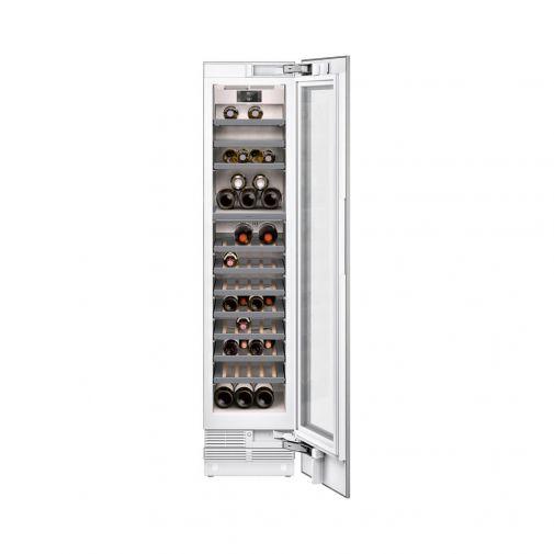 Gaggenau RW414364 inbouw wijnkoeler restant model met 2 volledig gescheiden klimaatzones