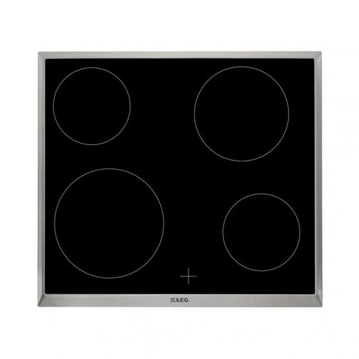 AEG HE604000XB keramische kookplaat te gebruiken in combinatie met EE300301M fornuisoven