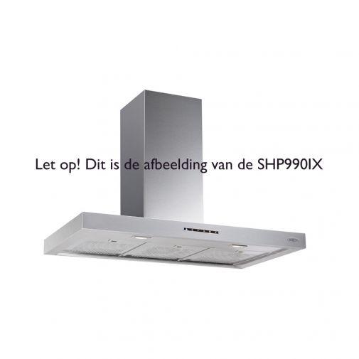 Boretti-SHP1090IX-wandschouw-afzuigkap