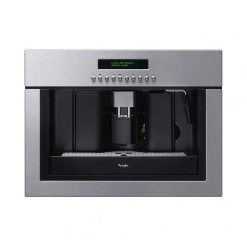 Pelgrim IKM540RVS inbouw koffie machine restant model