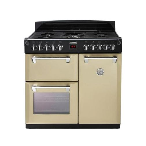 Stoves Richmond 900DF Champagne