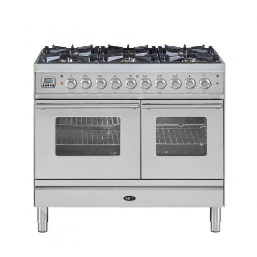 Boretti-VP104IX-gasfornuis-met-2-ovens-en-6-gasbranders