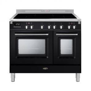 Boretti-CFBI902ZW-inductiefornuis-met-4-inductiezones-en-2-ovens