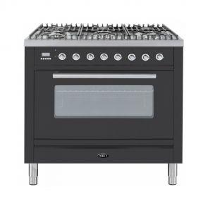 Boretti-VT96AN-gasfornuis-met-Quickstart-oven