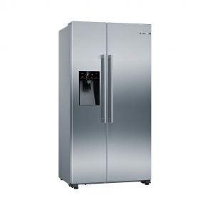 Bosch-KAI93VIFP-Amerikaanse-koelkast-(side-by-side)-met-IJs-en-water-dispenser
