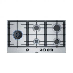 Bosch-PCS9A5C90N-inbouw-gaskookplaat-ACTIE-op=op!-met-FlameSelect-en-Duo-wokbrander
