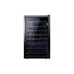 Candy-CCV150SKEU-wijnkoelkast-ACTIE-op=op!-met-ruimte-voor-41-wijnflessen