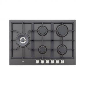 Etna-KGF875ZTA-inbouw-gaskookplaat-matzwart-met-Wokbrander