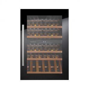 Küppersbusch-FWK2800.0S-inbouw-wijnkoeler-met-2-temperatuurzones-en-UV-werend-glas