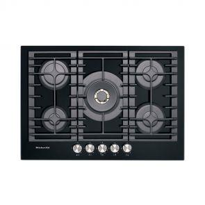 KitchenAid-KHGD577510-inbouw-gaskookplaat-ACTIE-op=op!-met-wokadapter-
