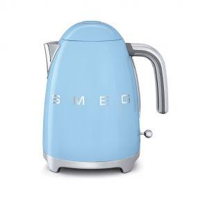 Smeg-KLF01PBEU-50's-style-waterkoker,-Pastelblauw