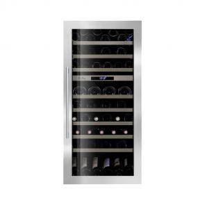 Le-Chai-LB870-inbouw-wijnkoeler-met-ruimte-voor-87-flessen-en-2-temperatuur-zones