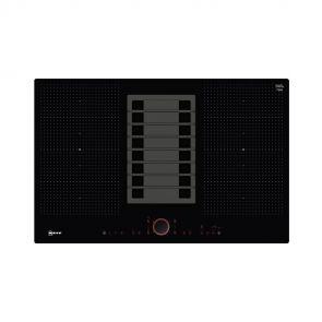 Neff-T58PS6BX0-vlak-integreerbare-inductiekookplaat-met-afzuiging-en-FlexInductie-zones