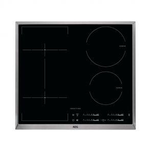 AEG-HKL65410XB-inbouw-inductiekookplaat-actie-op=op!-met-MaxiZone-en-Hob2Hood