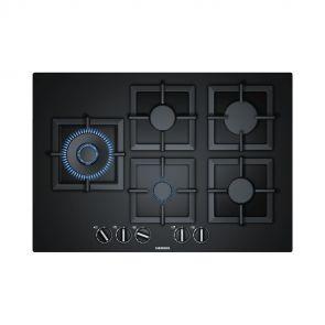 Siemens-EP7A6SC20N-inbouw-gas-op-glas-kookplaat-met-Stepflame-en-Dual-Wokbrander