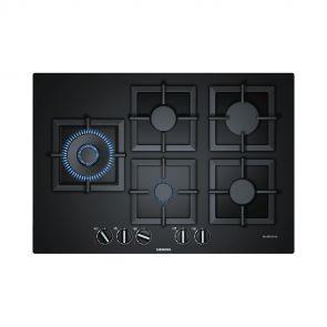 Siemens-EP7A6SS20N-inbouw-gas-op-glaskookplaat-met-stepFlame-en-Dual-Wokbrander