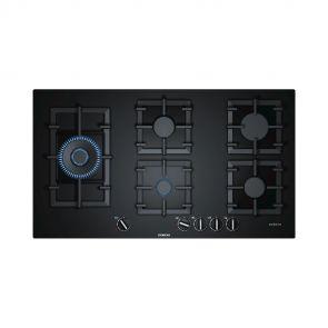 Siemens-EP9A6SS90N-inbouw-gas-op-glas-kookplaat-met-stepflame-bediening