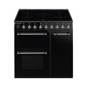 Smeg-BM93IBL-inductie-fornuis-met-3-ovens-en-Vapor-Clean-reiniging