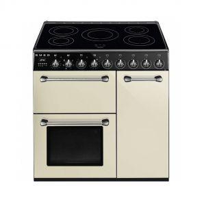 Smeg-BM93IP-inductie-fornuis-met-3-ovens-en-Vapor-Clean-reiniging