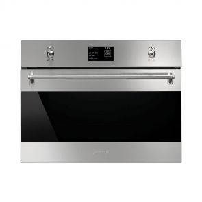 Smeg-SF4395VCX1-inbouw-combistoomoven-met-Vapor-Clean-reiniging-en-Soft-Close