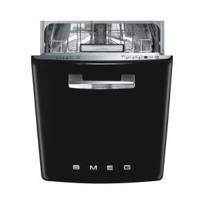 Smeg-ST2FABBL-volledig-integreerbare-vaatwasser-50's-style,-met-4-QuickTIme-programma's-en-StartUitstel
