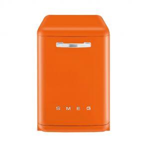 Smeg-LVFABOR-vaatwasser-oranje-jaren-'50-design