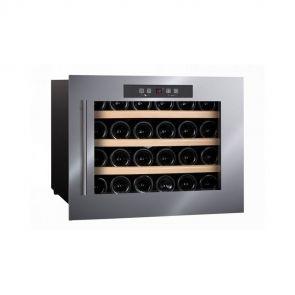 Temptech-VWC24SS-inbouw-wijnkoeler-met-ruimte-voor-24-flessen-en-LED-verlichting-aktie-op=op!