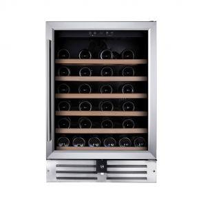 Temptech-VWCR46SS-inbouw-wijnkoeler-restant-model-met-UV-bestendige-glazen-deur