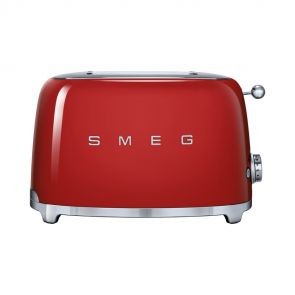 Smeg-TSF01RDEU-50's-style-broodrooster-2X2-geschikt-voor-twee-sneetjes-brood,-Rood