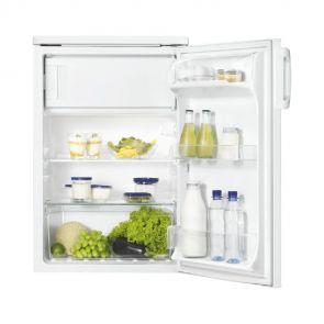 Zanussi-ZRG15805WA-koelkast-vrijstaand-met-diepvriesvak-en-LED-verlichting