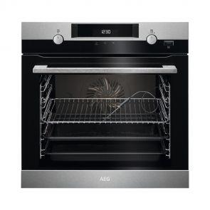 AEG BCK556220M inbouw oven met PlusSteam (SteamBake) functie en Kerntemperatuur meter