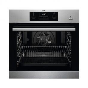 "AEG BEB351010M inbouw oven met gratis AEG ""A9OOAF00"" AirFry Tray"