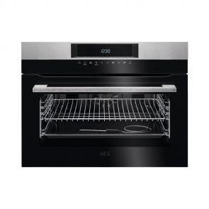 AEG KPK742220M inbouw oven met Pyroluxe® Plus reiniging en kerntemperatuurmeter