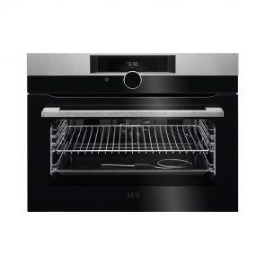 AEG KPK842220M inbouw oven 45 cm hoog ACTIE op=op! met Pyrolyse reiniging