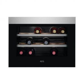 AEG KWK884520T inbouw wijnkoelkast met DynamicAir technologie
