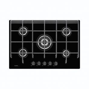 AEG HG775450VB inbouw gaskookplaat met wokbrander en past in een normale uitsparing