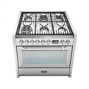Atag FG9011EAN gasfornuis met multifunctionele oven