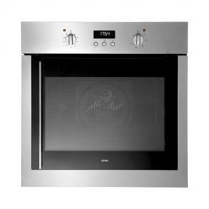 """Atag OX6411LRN rechtsdraaiende inbouw oven ACTIE met gratis Sabatier """"3-DELIG MESSENSET"""""""
