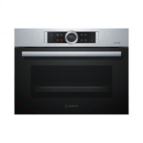 Bosch CBG855NS0 inbouw oven 45 cm hoog met AutoPilot10 en EcoClean