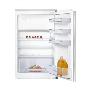 Bosch KIL18NSF0 inbouw koelkast 88 cm hoog met vriesvak en sleepdeur