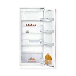 Bosch KIL24NSF0 inbouw koelkast met vriesvak 122 cm hoog en sleepdeur montage