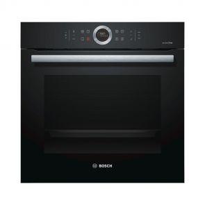 Bosch HBG855TB1 inbouw oven zwart met EcoClean en AutoPilot10 automatische programma's